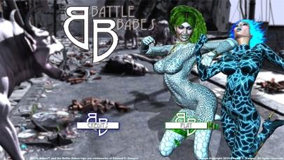 Battle Babes®のおすすめ画像1