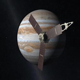 Jupiter: Juno