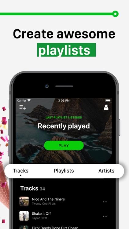 eSound - Music Player App screenshot-7