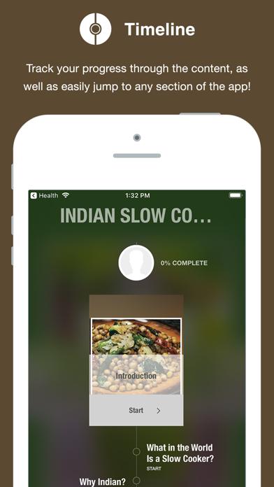 Indian Slow Cooker screenshot one