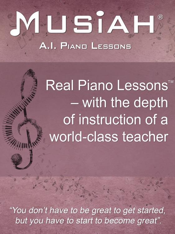 Musiah – Real Piano Lessons screenshot-8