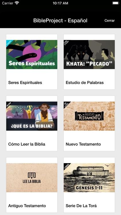 Lectura Pública de la Biblia screenshot-4