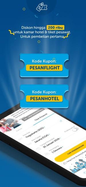 Airy Hotel Tiket Pesawat Di App Store