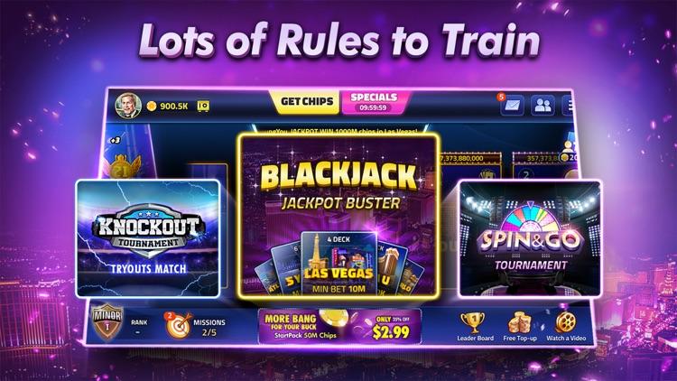 Blackjack 21 - HOB screenshot-4