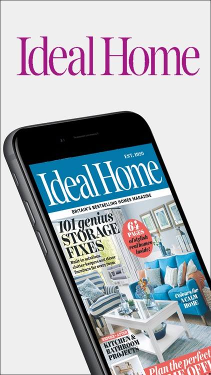 Ideal Home Magazine UK screenshot-0