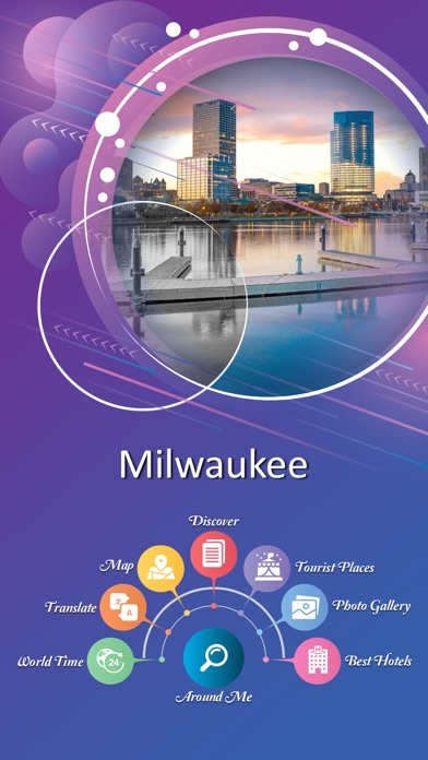 Milwaukee City Guide screenshot 2