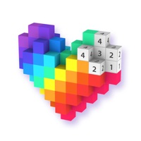Codes for Voxel - 3D Color by Number Hack