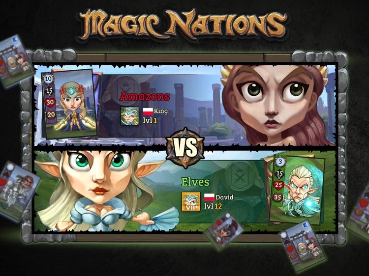Magic Nations screenshot-4