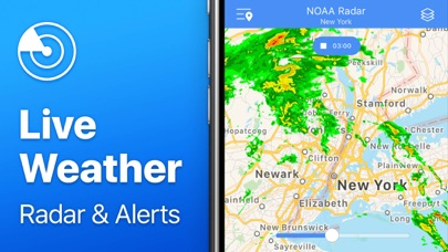 NOAA Radar Pro Screenshot