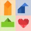 纸折页智力游戏