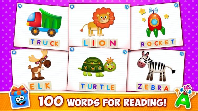 ABC Kids Games: Learn Letters! screenshot-4