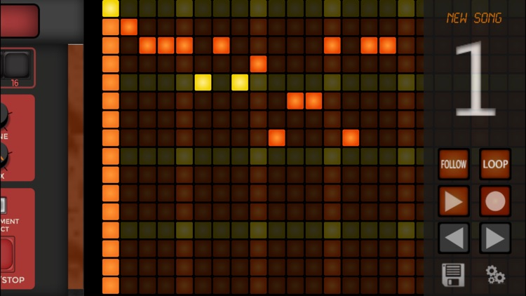 EGLM1 - Drum Machine screenshot-2