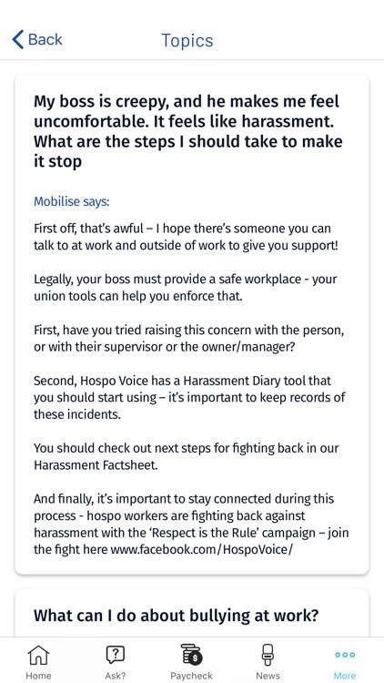 Mobilise For Hospo Voice screenshot-4