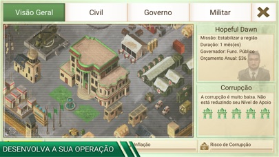 Screenshot for Rebel Inc. in Brazil App Store