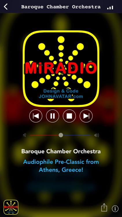 MiRADIO Internet (> SAT FM AM) screenshot-5
