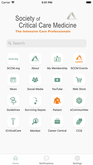 Society of Critical Care Med on the App Store