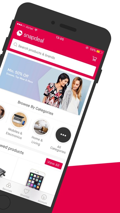 Download Snapdeal: Online Shopping App for Pc