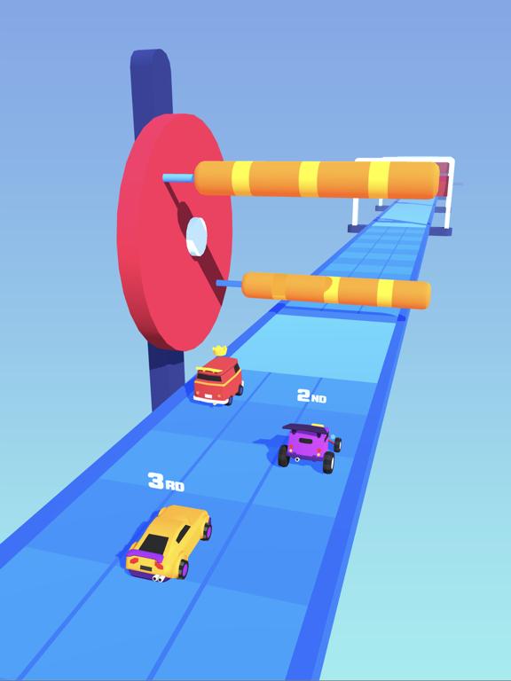 Crazy Race - Smash Cars! screenshot 8