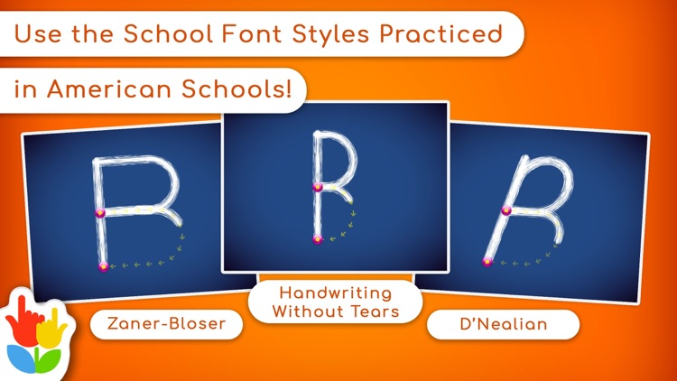 LetterSchool - Learn to Write! screenshot-3