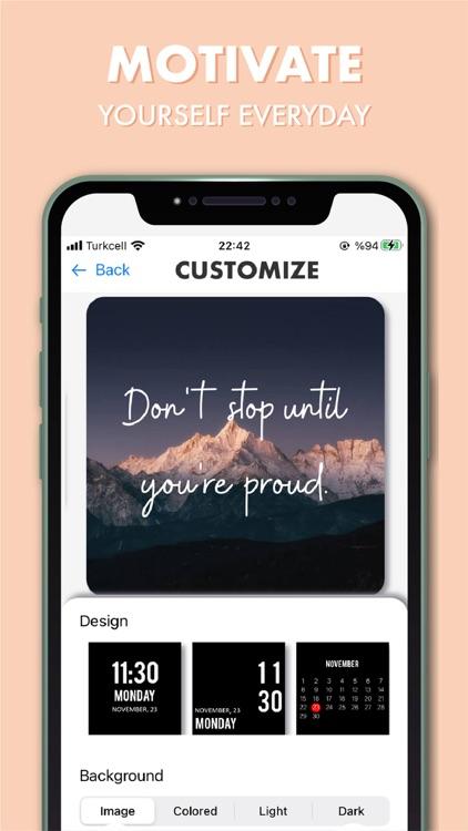 Color Widgets: Favorites Calls screenshot-5