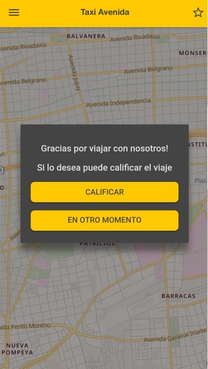 Radio Taxi Avenida screenshot-5