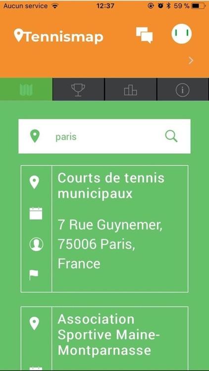 TennisMap screenshot-4