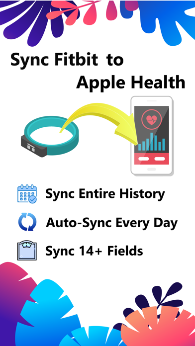 Fitbit to Apple Health Syncのおすすめ画像5
