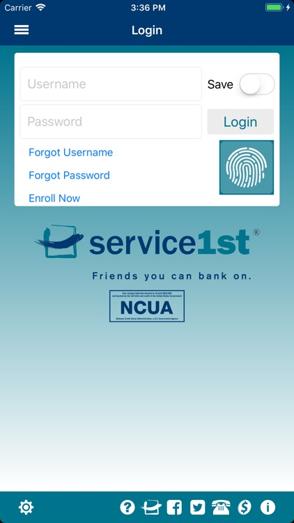 Service 1st Mobile Banking