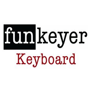 Funkeyer Keyboard - Entertainment app