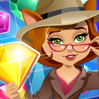 Codes for Jewels Detective Shiny Мatch 3 Hack