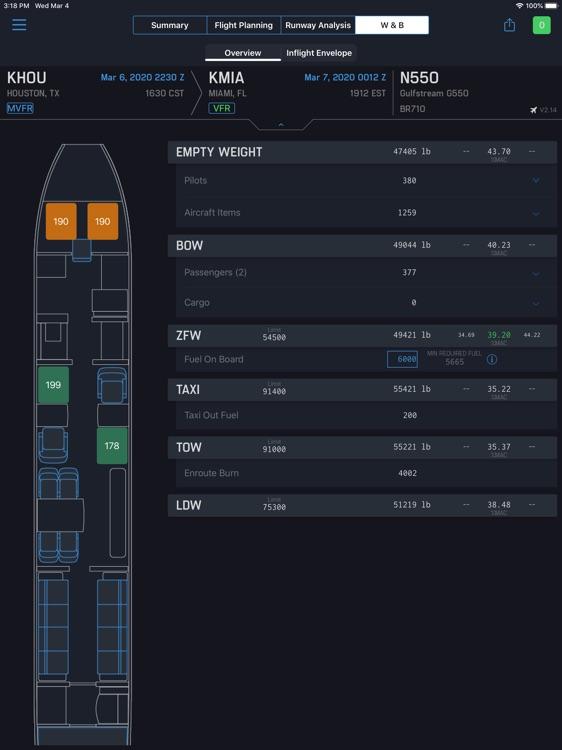iPreFlight Genesis screenshot-5