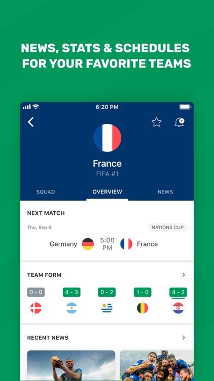 FotMob Live Soccer Scores screenshot-3