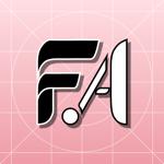Шрифты и Клавиатура: Fonts App на пк