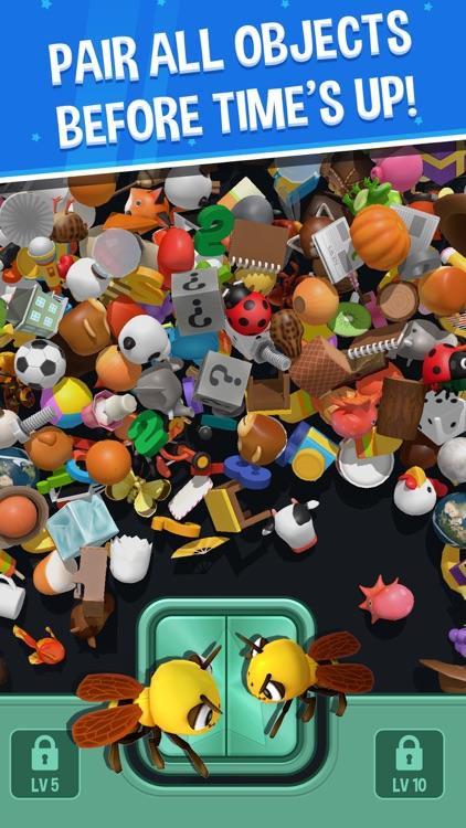 Matching Puzzle 3D screenshot-3