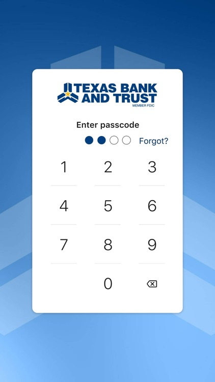Texas Bank and Trust Mobile