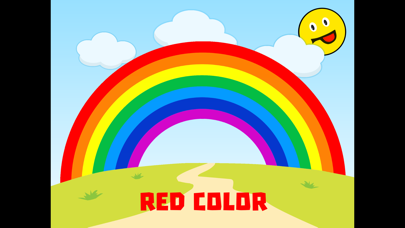 Child development Learn Colors screenshot one