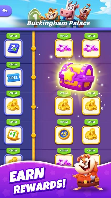 Word Buddies - Fun puzzle game screenshot-5