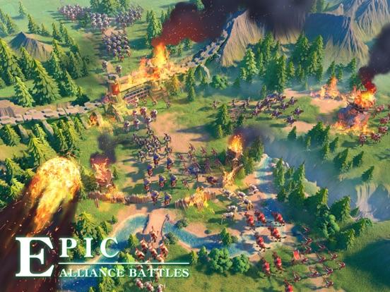iPad Image of Rise of Kingdoms