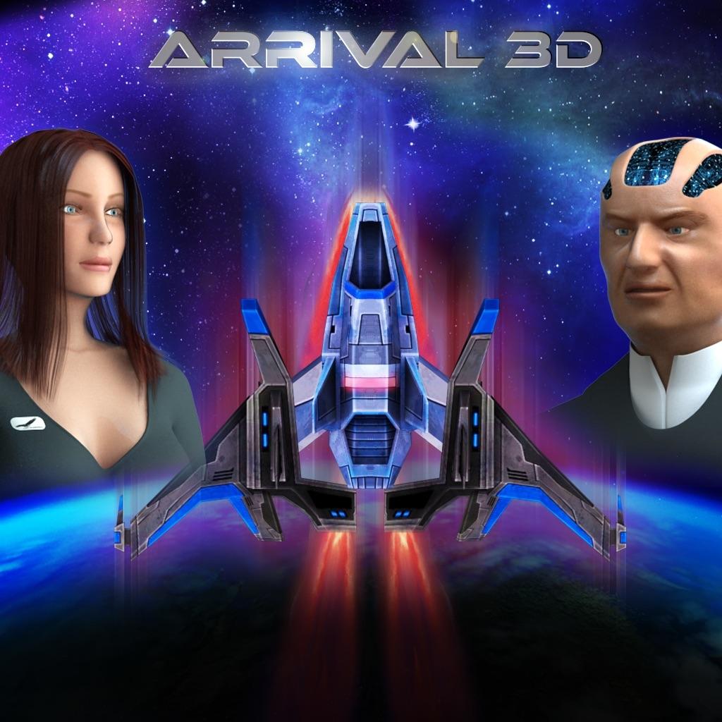 Arrival 3D hack