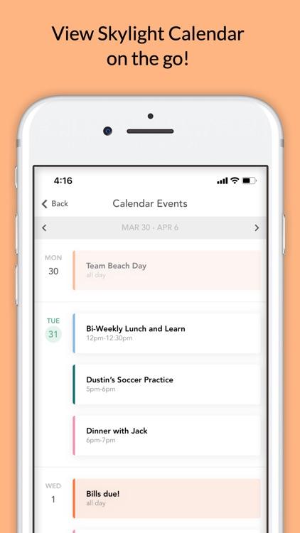 Skylight App screenshot-5