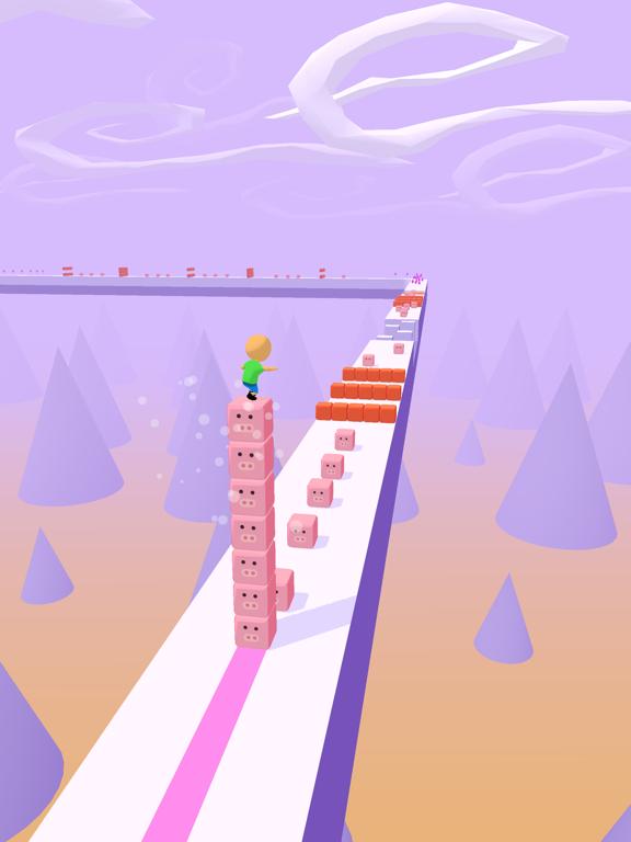Cube Surfer! ipad ekran görüntüleri