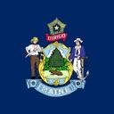 Maine state – USA stickers