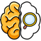 App Icon for Brain Find App in Hong Kong IOS App Store