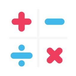Ícone do app Math Duel: Split Screen Game