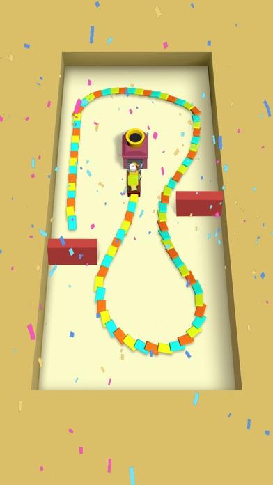 Domino Chain Train screenshot 4