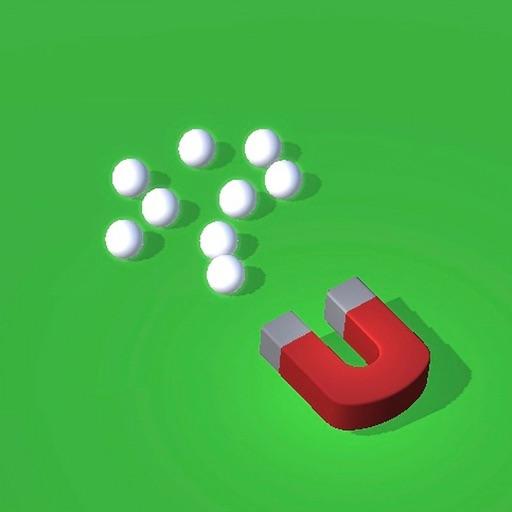 Repelling Magnet iOS App