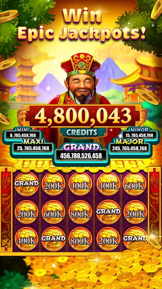Casino Slots App For Ipad