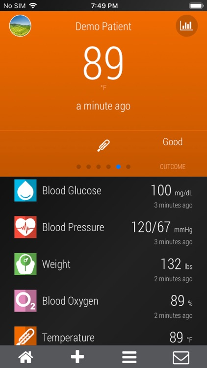 Smart Health 1on1 screenshot-6
