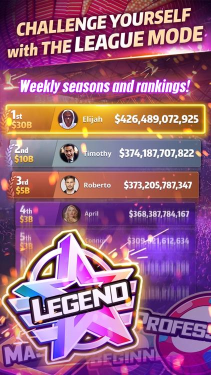 Mega Hit Poker: Texas Holdem screenshot-4