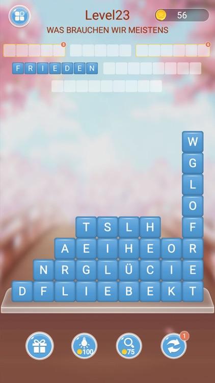 Wort Würfel - Rätsel Spiele! screenshot-7